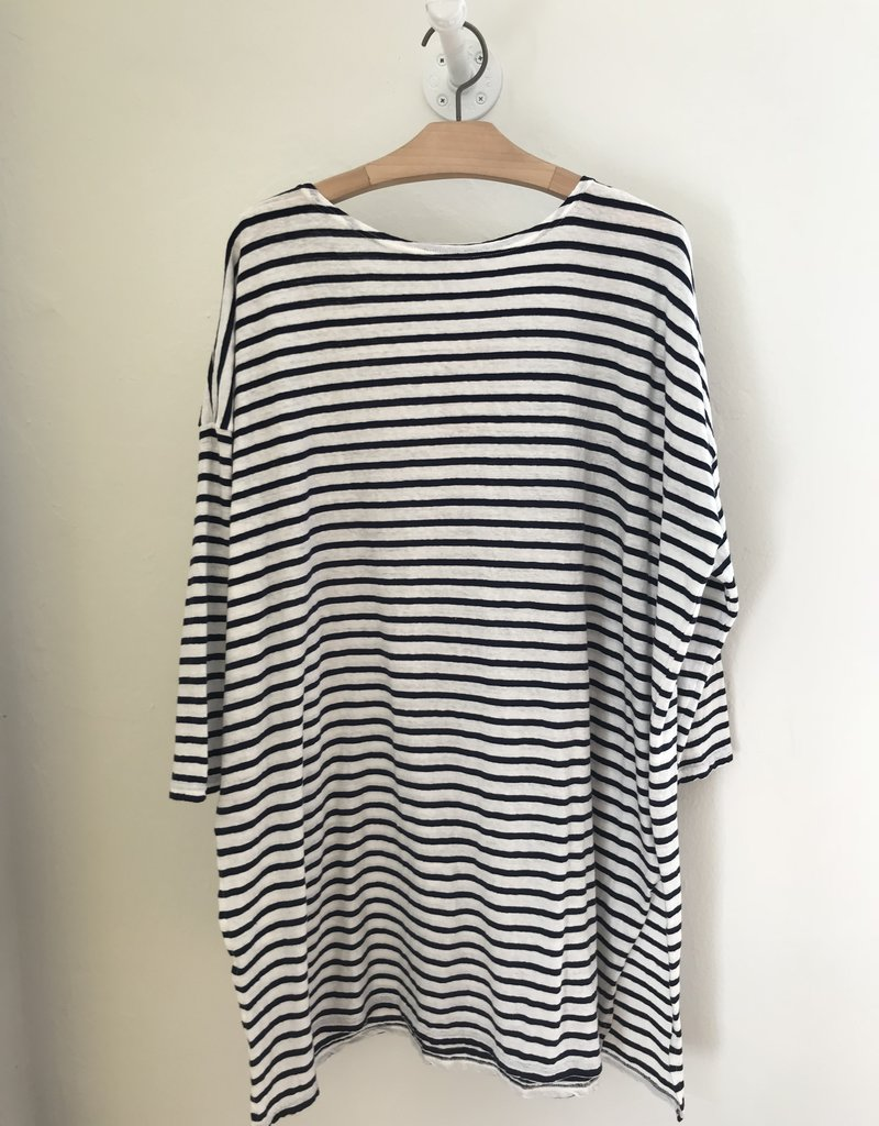 ICHI Antiquités ICHI Stripe Tunic