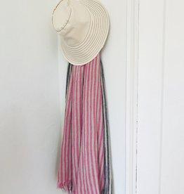 ICHI Antiquités ICHI Stripe Stole