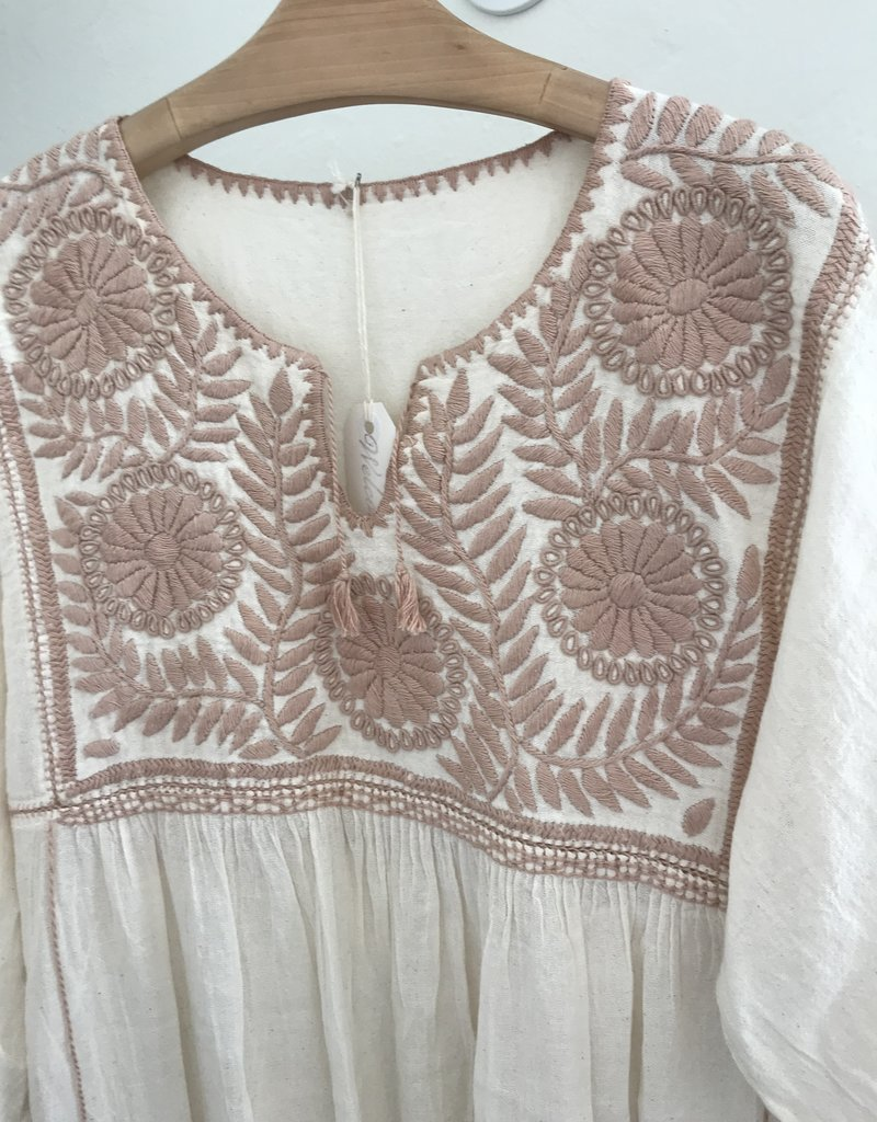 MEX Handmade MEX Handmade Embroidered dress