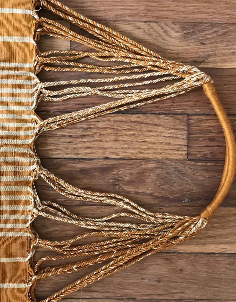 MEX Handmade LUZ Las Rayas MEX cotton totes