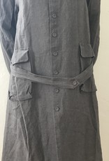 ICHI Antiquités ICHI Linen Coat/Dress