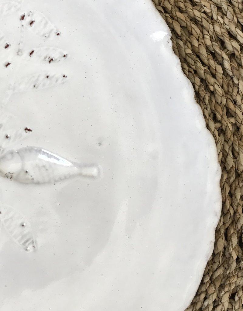 Lisa Neimeth Ceramics L. Neimeth Live Edge