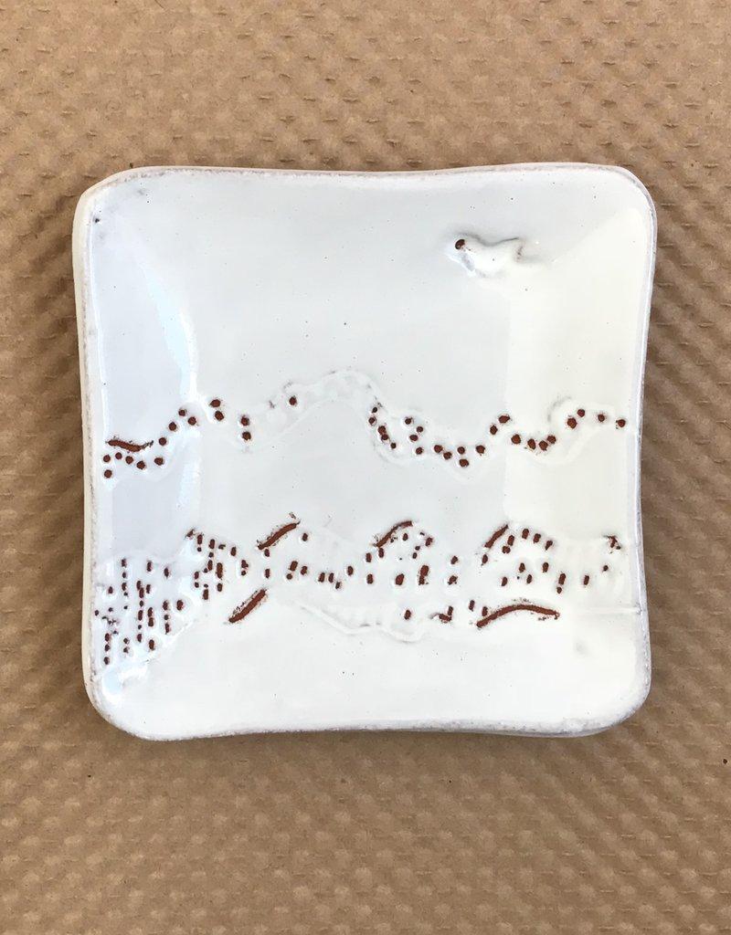 Lisa Neimeth Ceramics L. Neimeth Square Plate