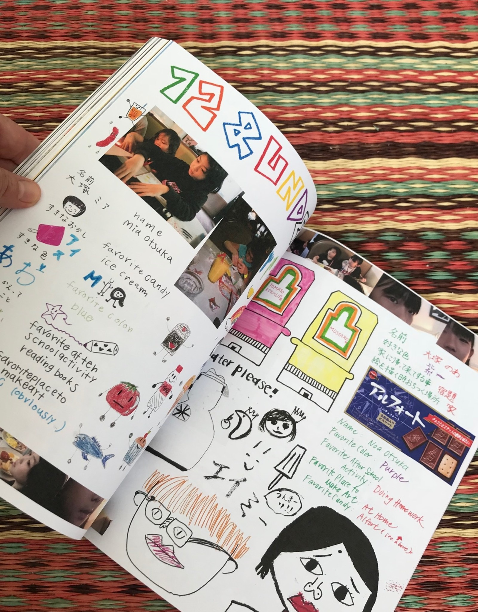 dizzy Dizzy Magazine issue 5