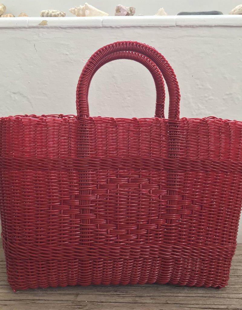MEX Handmade MEX Handmade plastic tote