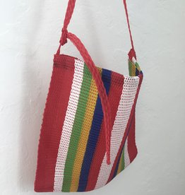MEX Handmade MEX Recycled Stripe Bag