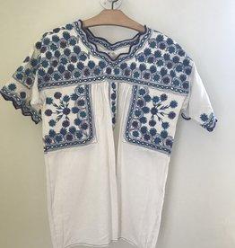 MEX Handmade MEX Handmade Embroidered Oaxaca Shirt