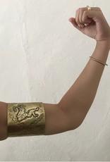 MEX Handmade MEX Vintage Muscule Cuff!