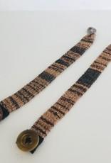 V. Simons V.S. Woven Metal Bracelet