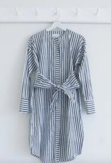 karu Karu Wrap shirt dress