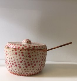 Eeli Pots Eeli Ceramics Honey Bowl w/ spoon