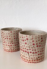 Eeli Pots Eeli Ceramics Dot Cup/Vase
