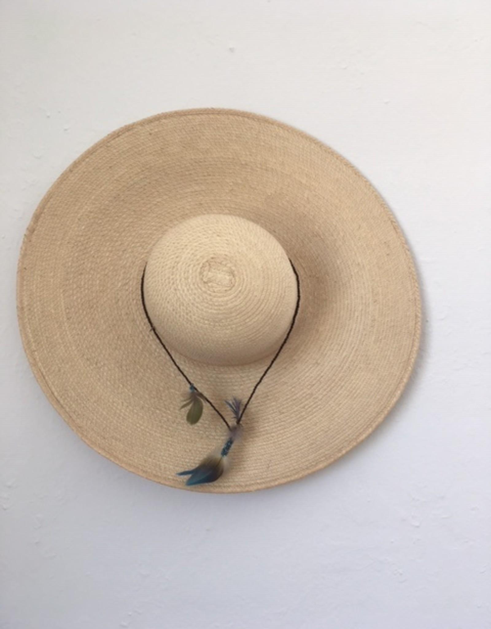 kalasoma Kalasoma feather necklace
