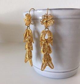 MEX Handmade Mex Handmade fish earrings