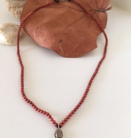 RiverSong Jewlery River Song Antique Coral Diamond