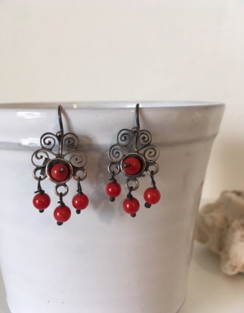 MEX Handmade MEX Handmade sterling earrings