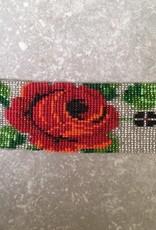 MEX Handmade MEX Rose Bead bracelet