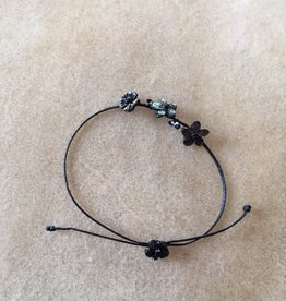 RiverSong Jewlery RiverSong Tiny Treasures midnight flower