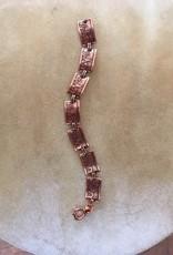 Vintage Vintage Copper Native American Bracelets
