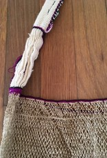 nature bag Nature bag with cotton woven strap