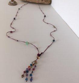Sharing Sharing Long Tassel Necklace