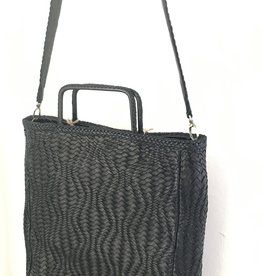 Enshallah LTD EnSh Leather Carry All Bag