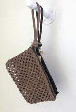 Enshallah LTD EnSh Zip clutch