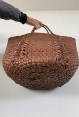 ICHI Antiquités ICHI #0315R Leather Tote