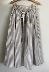 ICHI Antiquités ICHI #615A Stripe Skirt