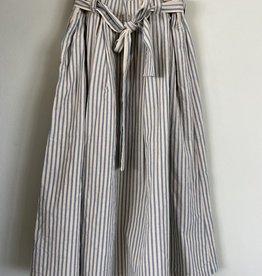 ICHI Antiquités ICHI Stripe Skirt