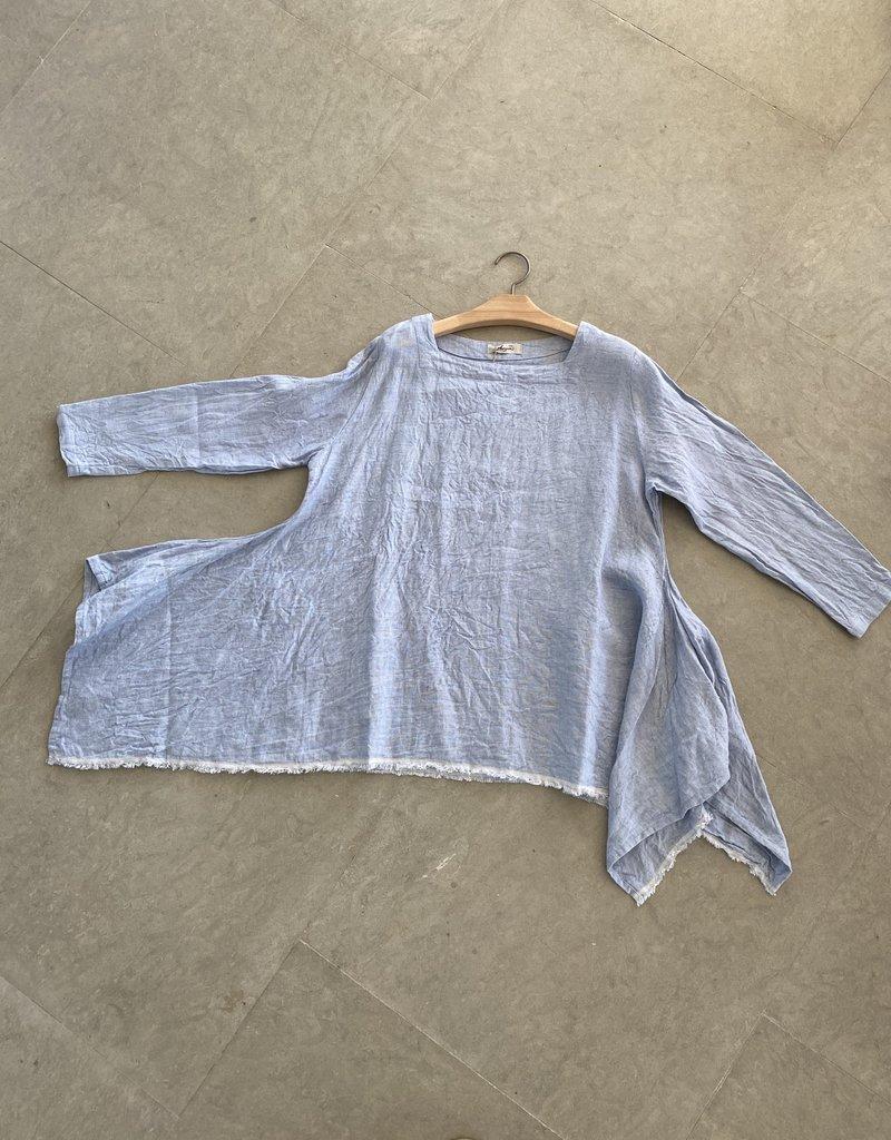 ICHI Antiquités ICHI #617 Linen Tunic