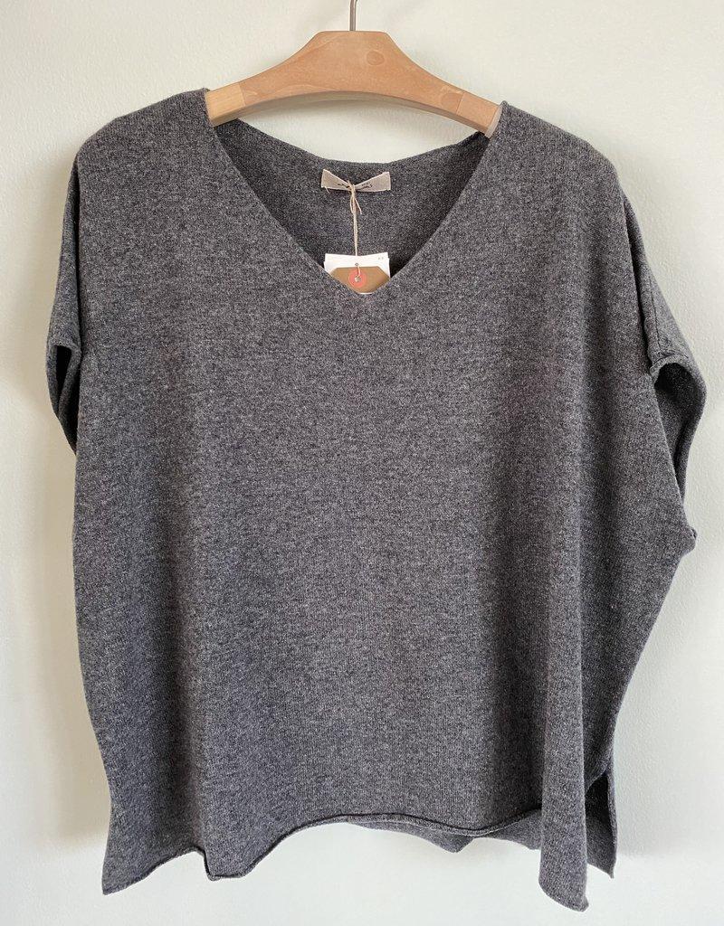 ICHI Antiquités ICHI #650 SL knit pullover