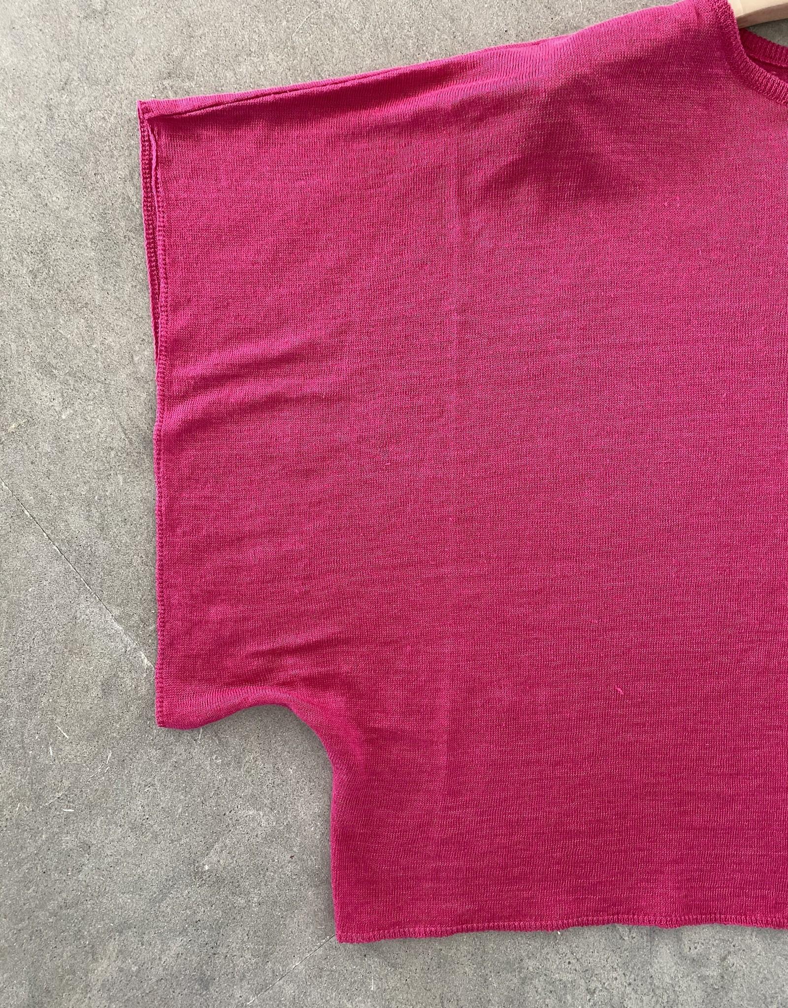 ICHI Antiquités ICHI #954 Linen Knit Pullover