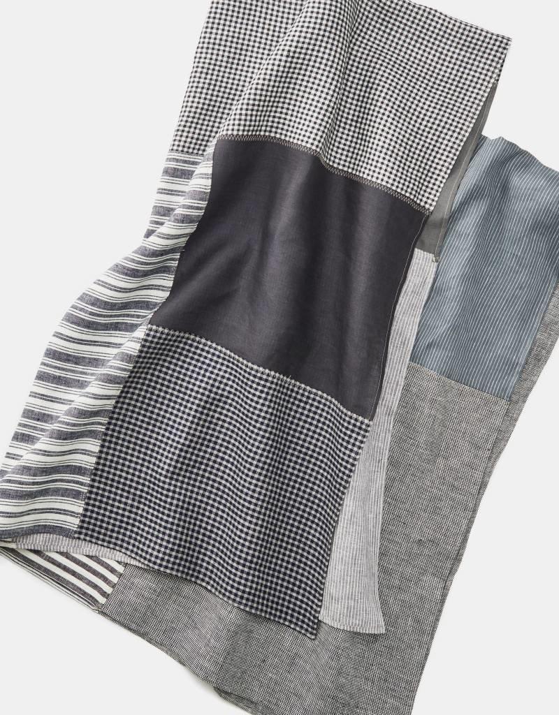 Fog Linen Fog Linen Patchwork Textile