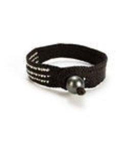 ISHI ISHI Bracelet Daria 3 Silver with 11mm Pearl
