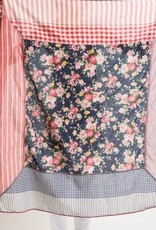 PERO Pero Fabric Mix Scarf