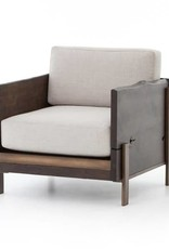 Four Hands WOODROW ARMCHAIR - BENNETT MOON
