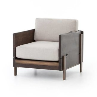 WOODROW ARMCHAIR - BENNETT MOON