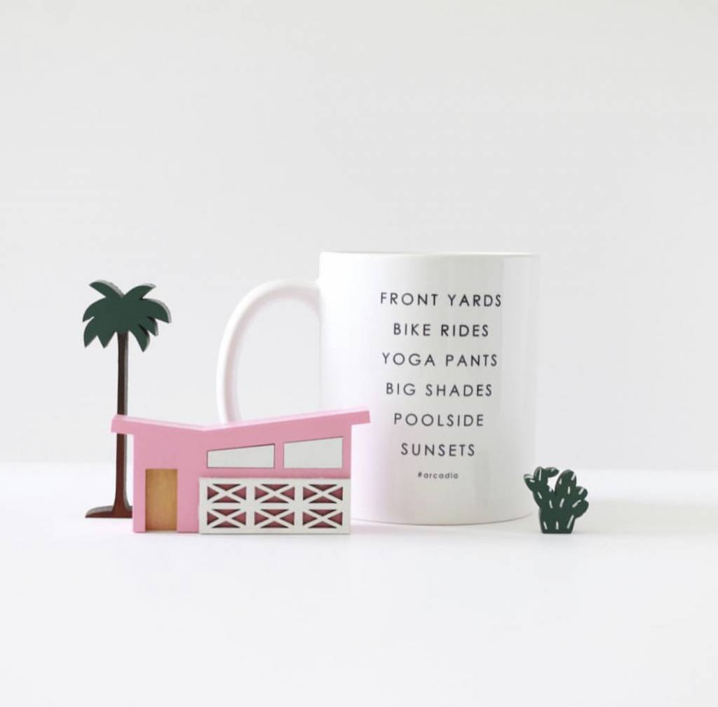 Anthony & Stork Arcadia Mug