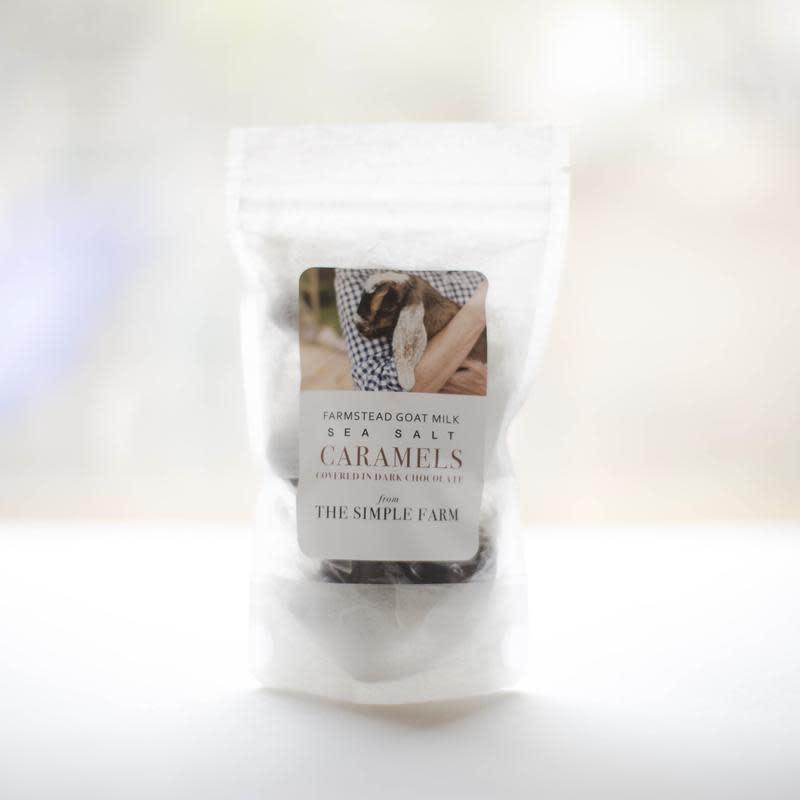 The Simple Farm TSF Dark Chocolate Caramels