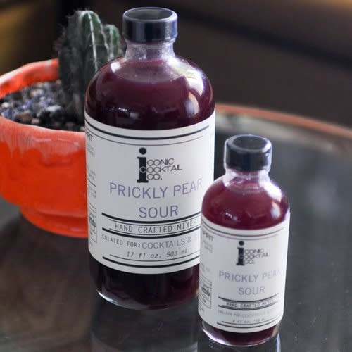 Iconic Cocktail Co. Mini Prickly Pear 4oz.