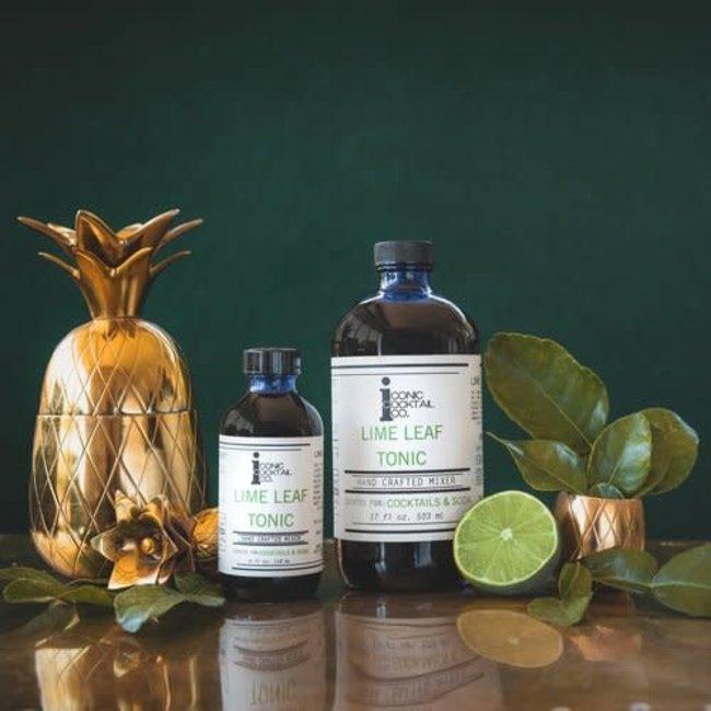 Iconic Cocktail Co. Mini Lime Leaf Tonic