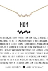 bryan Anthonys Mom Necklace 14K Gold