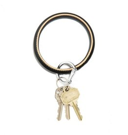 oventure Big O Back in Black Key Ring
