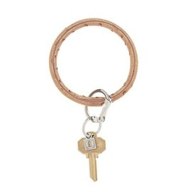 oventure Big O Mocha Ostrich Key Ring