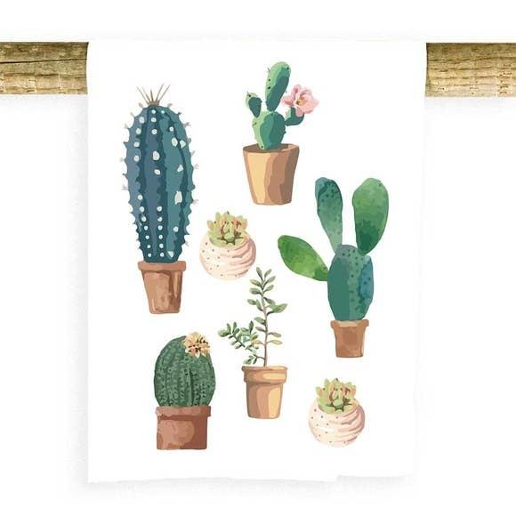 potluck press Cactus Planters TT