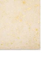 Modern Twist Coasters Marble- Sparkle-Gold S/4