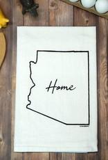 green bee tea towels Arizona State Home Tea Towel