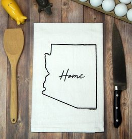 green bee tea towels Arizona State Home TT