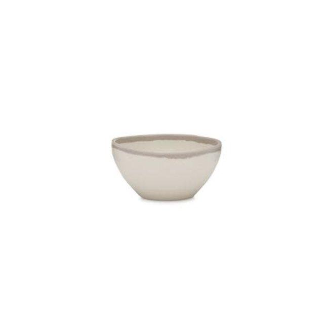 Potter Stone Greige Dip Bowl